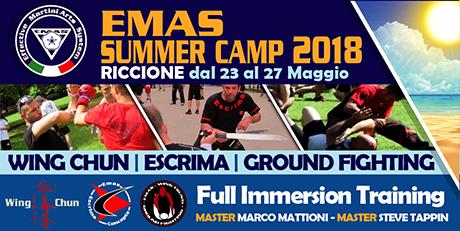 EMAS-Summer-Camp-2018