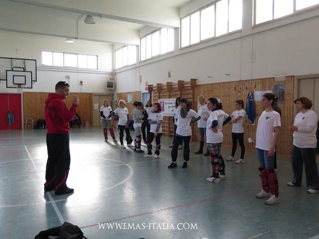 Corso di Difesa Personale -Senonoraquando-2