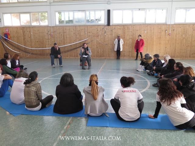 Corso di Difesa Personale -Senonoraquando- 3