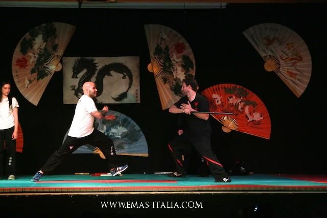 Martial Show -Roma