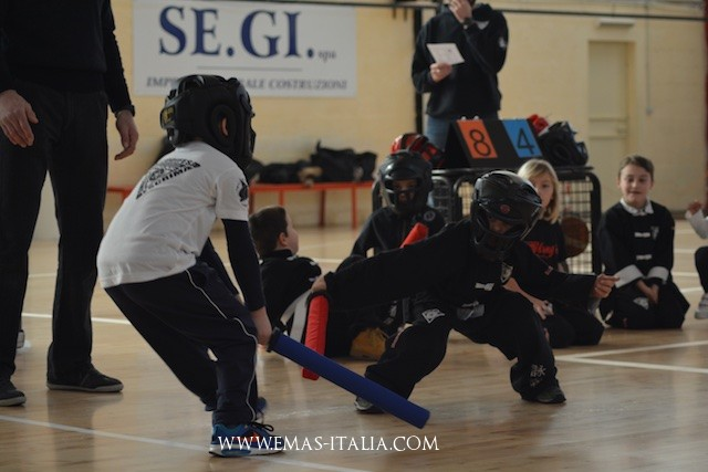 4°torneo StickFighting