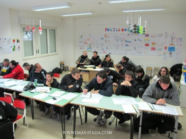 Corso Autorizzati all'insegnamento 2012