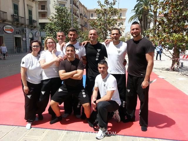 Dimostrazione EMAS Puglia
